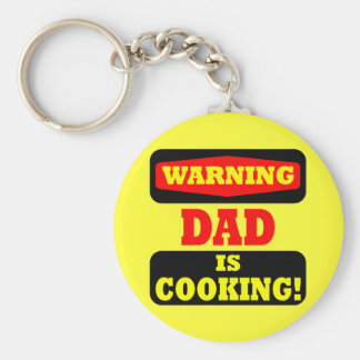 Funny barbecue keychain