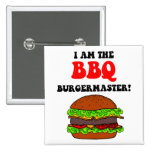 Funny barbecue pin
