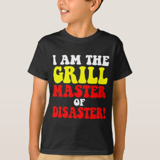 Funny barbecue T-Shirt