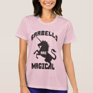 Funny Barbell T-Shirt