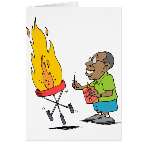 Funny Barbeque Gifts Greeting Cards