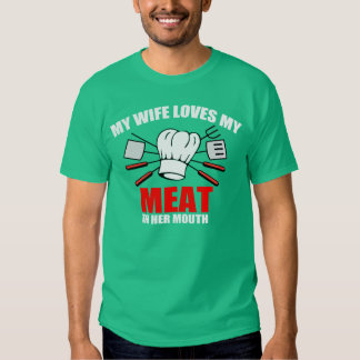 Funny Barbeque Saying T-Shirt