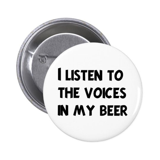 Funny Bartender T-shirts and Gifts Pinback Button
