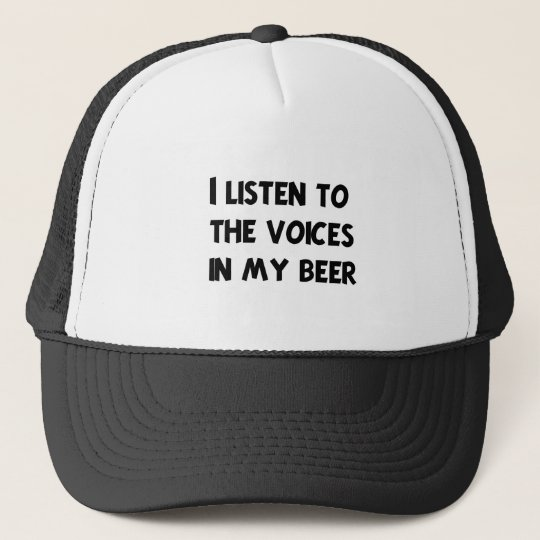 Funny Bartender T-shirts and Gifts Trucker Hat