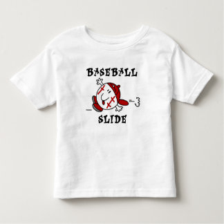 Funny Baseball Slide T-shirts and Gifts