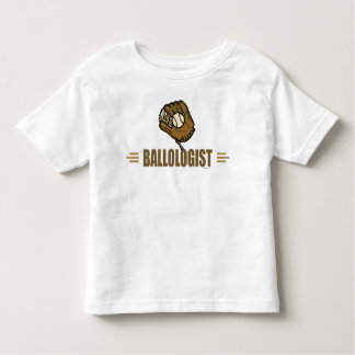 Funny Baseball Toddler T-shirt