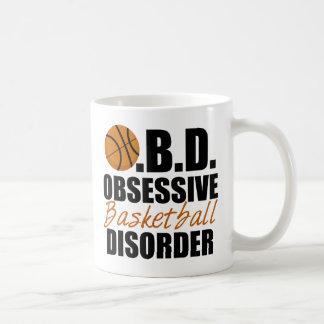 Funny Basketball Coffee Mug