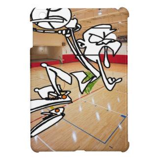 FUNNY BASKETBALL IMPRESSION iPad MINI COVER