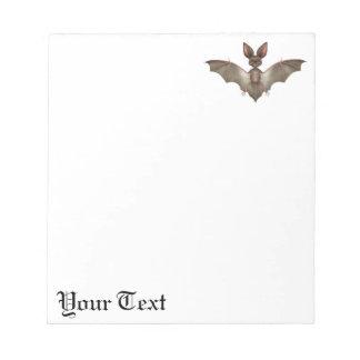 Funny Bat Notepad