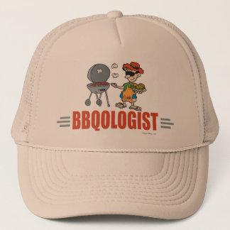 Funny BBQ Trucker Hat