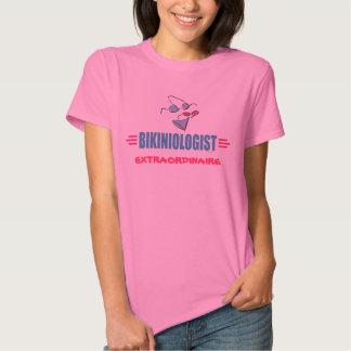 Funny Beach Bikini T Shirt
