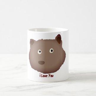 Funny Bear Coffee Mug