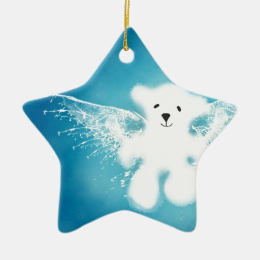 Funny bear ornamentos para reyes magos