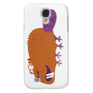 Funny Beaver Galaxy S4 Cases
