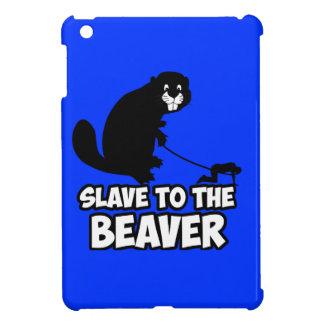 Funny Beaver iPad Mini Covers
