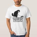 Funny Beaver Tees