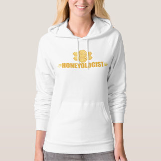 Funny Beekeeper Hooded Pullover
