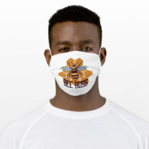 Funny Beekeeper Insect Beekeeping Gift Adult Cloth Face Mask