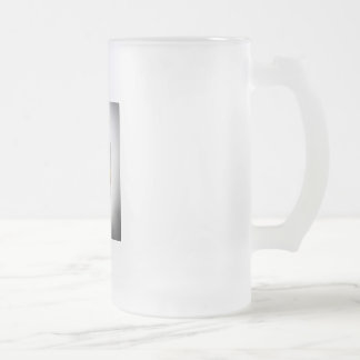 Funny Beer 01 16 Oz Frosted Glass Beer Mug