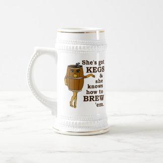 Funny Beer Brewer Mug