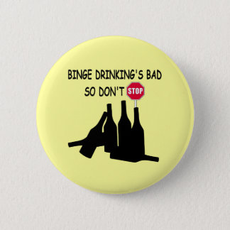 Funny Beer Button
