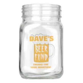 Funny Beer Fund Tip Jar