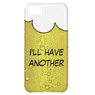 Funny Beer iPhone 5C Cases