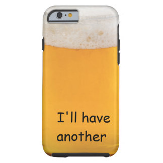 Funny Beer iPhone 6 Case Novelty