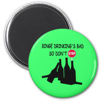Funny Beer Refrigerator Magnets