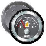 Funny - Beer Meter Fill'er Up Gauge Buttons