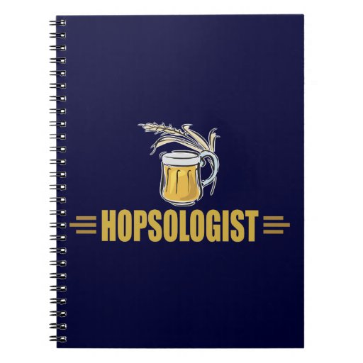 Funny Beer Note Books