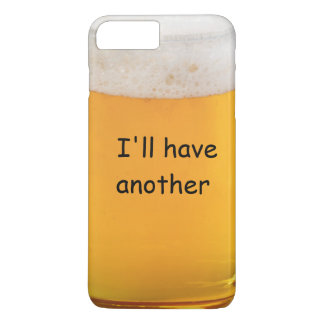 Funny Beer Novelty iPhone 7 Plus Case