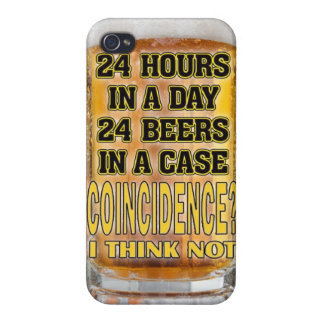 funny beer phone iPhone 4/4S case