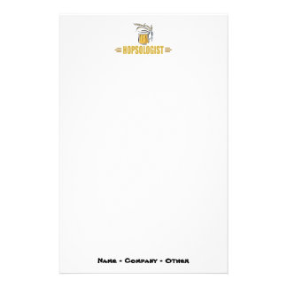 Funny Beer Stationery