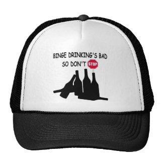 Funny Beer Trucker Hat