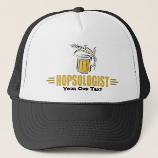Funny Beer Trucker Hat