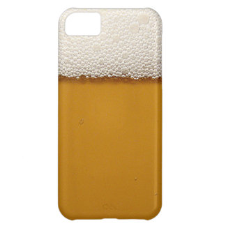 Funny Beer with Foam Printed iPhone 5C Cover