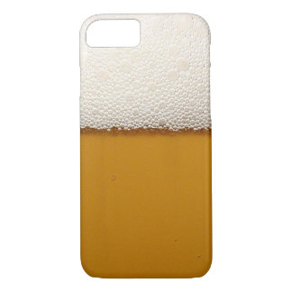 Funny Beer with Foam Printed iPhone 8/7 Case