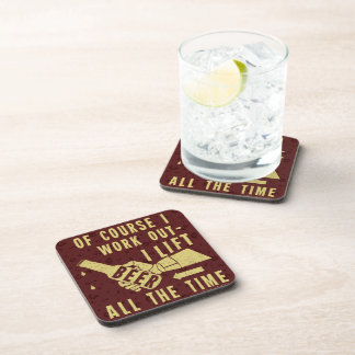 Funny Beer Jokes Drink Beverage Coasters Zazzle