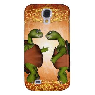 Funny Best friends Galaxy S4 Case