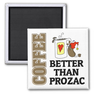 Funny Better Than Prozac Magnet
