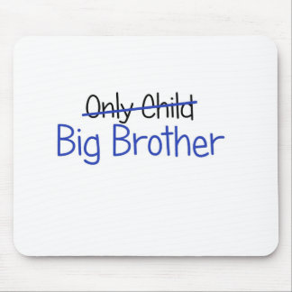 Funny Big Brother Design Mouse Pad