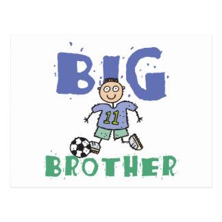 Funny Big Brother Gift Postcard