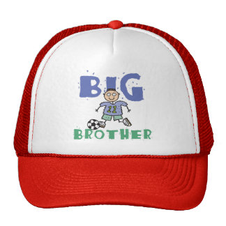 Funny Big Brother Gift Trucker Hat