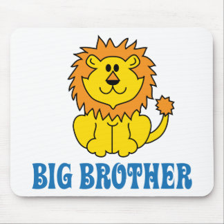 Funny Big Brother Mouse Pad