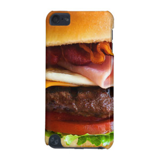 Funny big burger iPod touch (5th generation) cover
