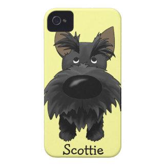 Funny Big Nose Scottie iPhone 4 Case-Mate Case