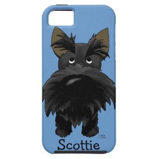 Funny Big Nose Scottie iPhone SE/5/5s Case