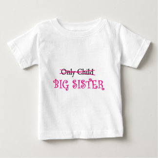 Funny Big Sister in Pink T-shirts