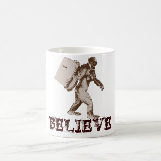 Funny Bigfoot Coffee Mug